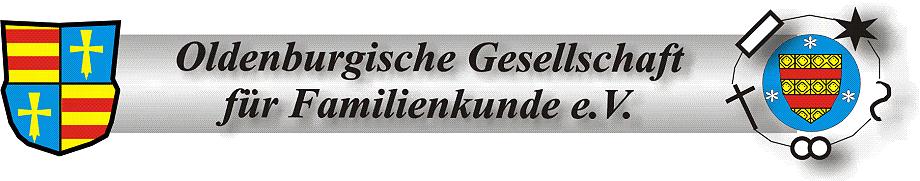 Oldenburgische Gesellschaft für Familienkunde e.V.